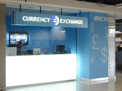 ICE Geldwechselfiliale | Flughafen | Frankfurt am Main