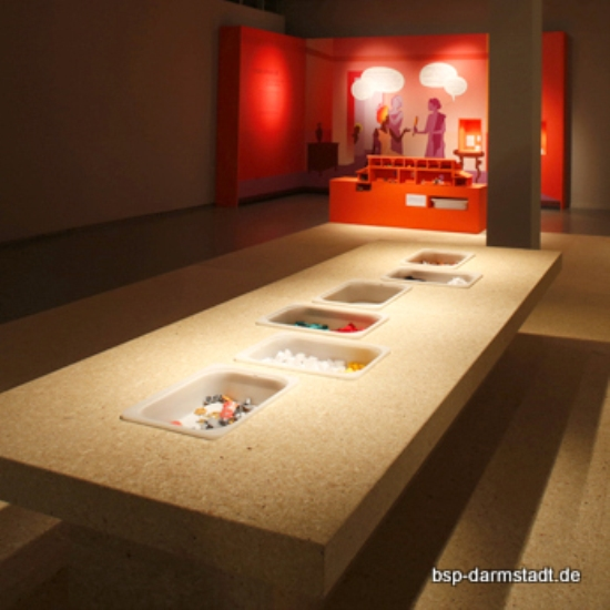 2014 Kinderaussstellung im Stadtmuseum Wiesbaden