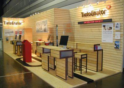 TietoEnator | Div. Messen | 1999-2006