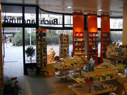 Lesen Leben | Buchladen | Wiesbaden 2004