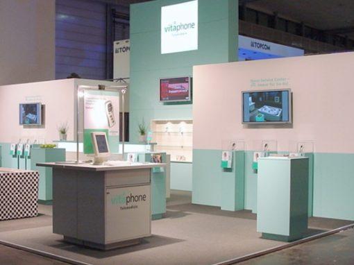 Vitaphone | Medica | Berlin | Cebit | Hannover