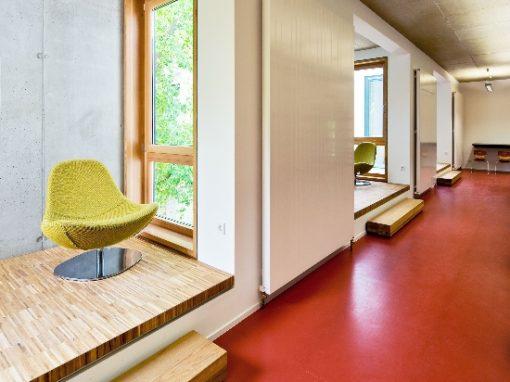 Mornewegschule | Darmstadt | Möbelbau + Innenausbau