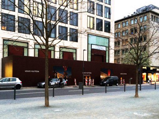 Louis Vuitton | Storefront | Frankfurt 2009