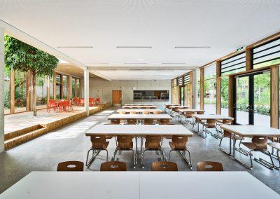 Sanierung Mornewegschule | Darmstadt 2010