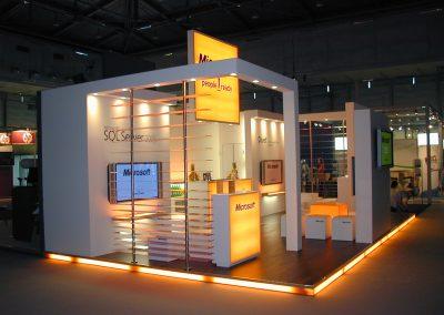 Microsoft | SAP Sapphire | Wien 2007