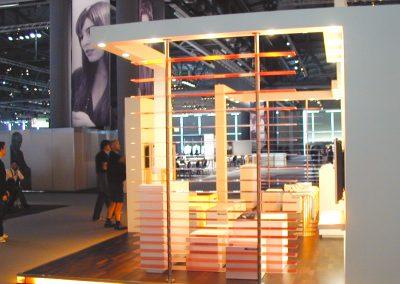 Microsoft | SAP-Messe | Entwurf Grafitecture MA | Wien 2007