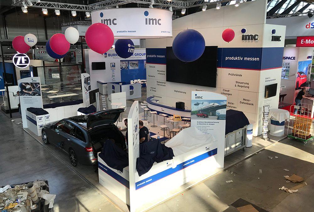 imc | Automotive Testing Expo | Stuttgart 2018