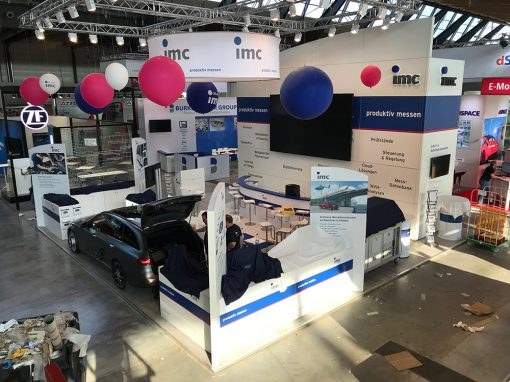 imc | Automotive Testing Expo | Stuttgart 2018