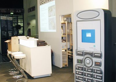 Fraunhofer IGD | Intergeo | Hannover 1999